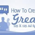 How to Create 125 X 125 Ad Space in WordPress Sidebar