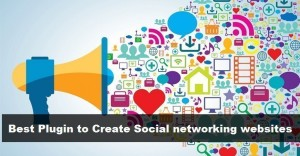 5 BEST PLUGIN TO CREATE SOCIAL NETWORKING WEBSITES