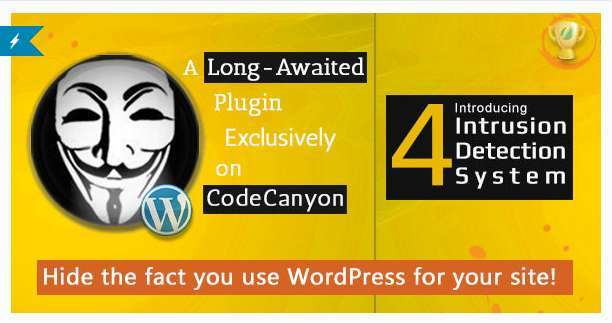 Hide My WP : WordPress plugin hide the Fact you use WP