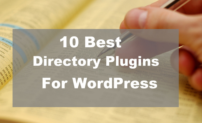 10 best Directory Plugins for WordPress 1