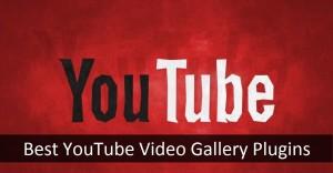 Best YouTube Video Gallery Plugins
