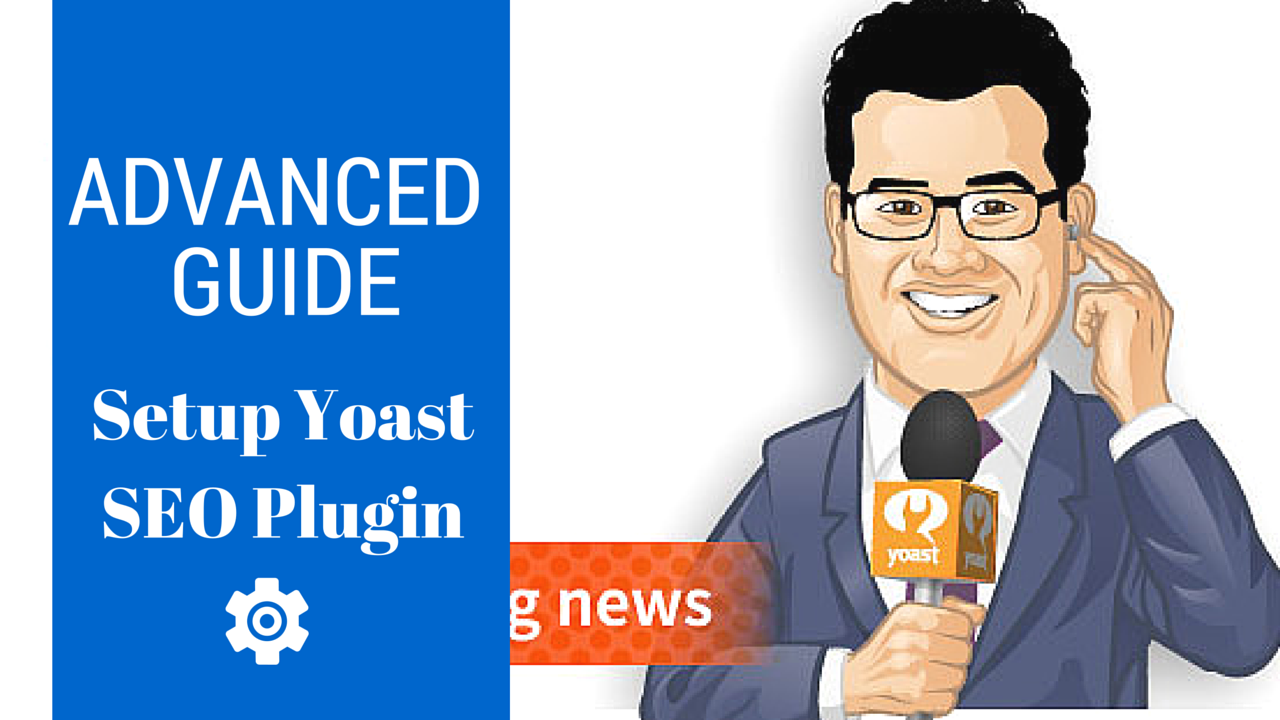 Setup Yoast SEO plugin