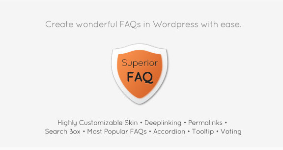 FAQ WordPress Plugins