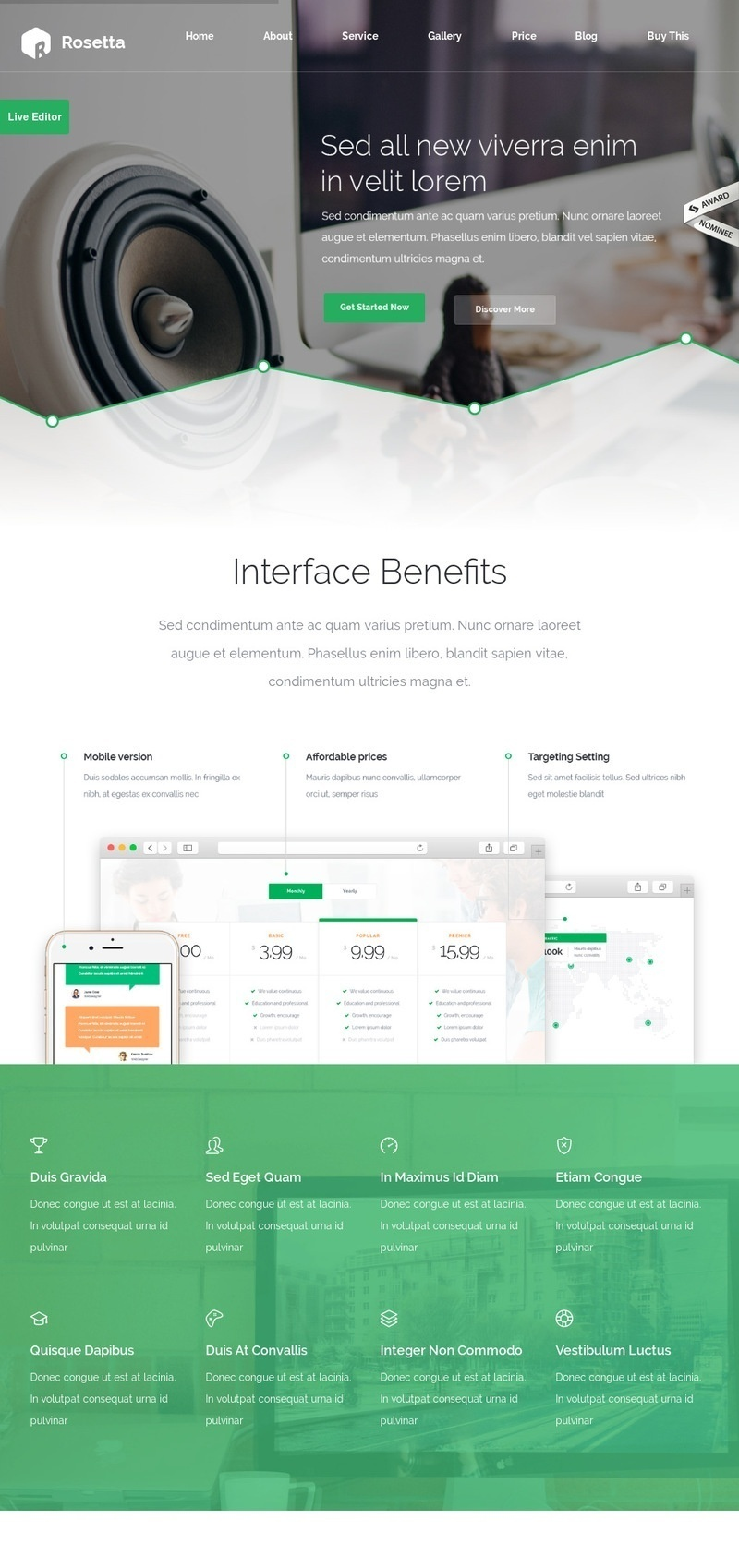 Multipurpose WordPress Themes