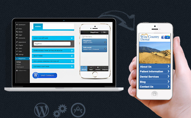 WordPress Mobile App