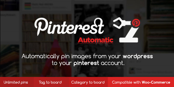 Pinterest Integration WordPress Plugin