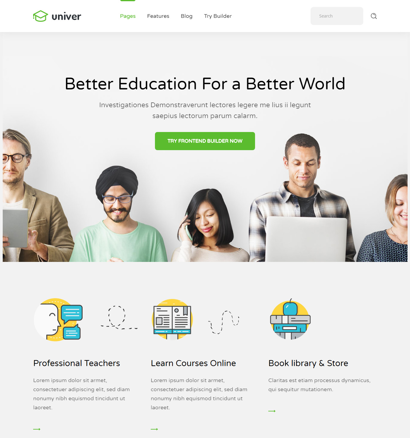 10+ Best Wordpress Education Themes Free And Premium 11