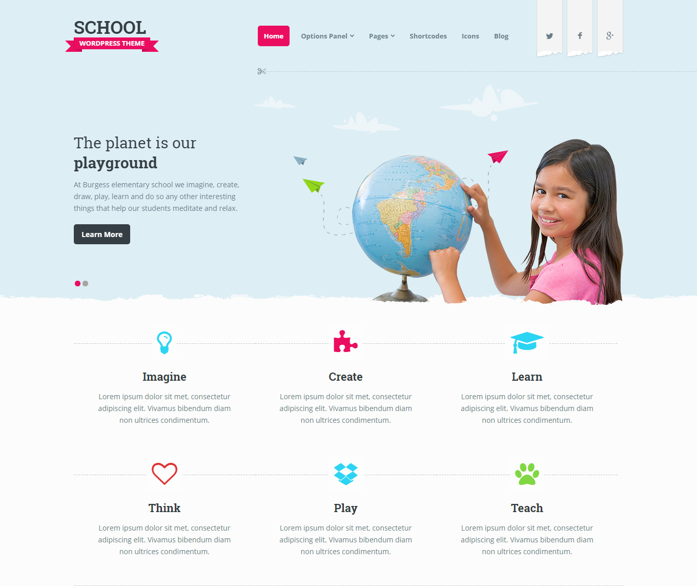 10+ Best Wordpress Education Themes Free And Premium 3