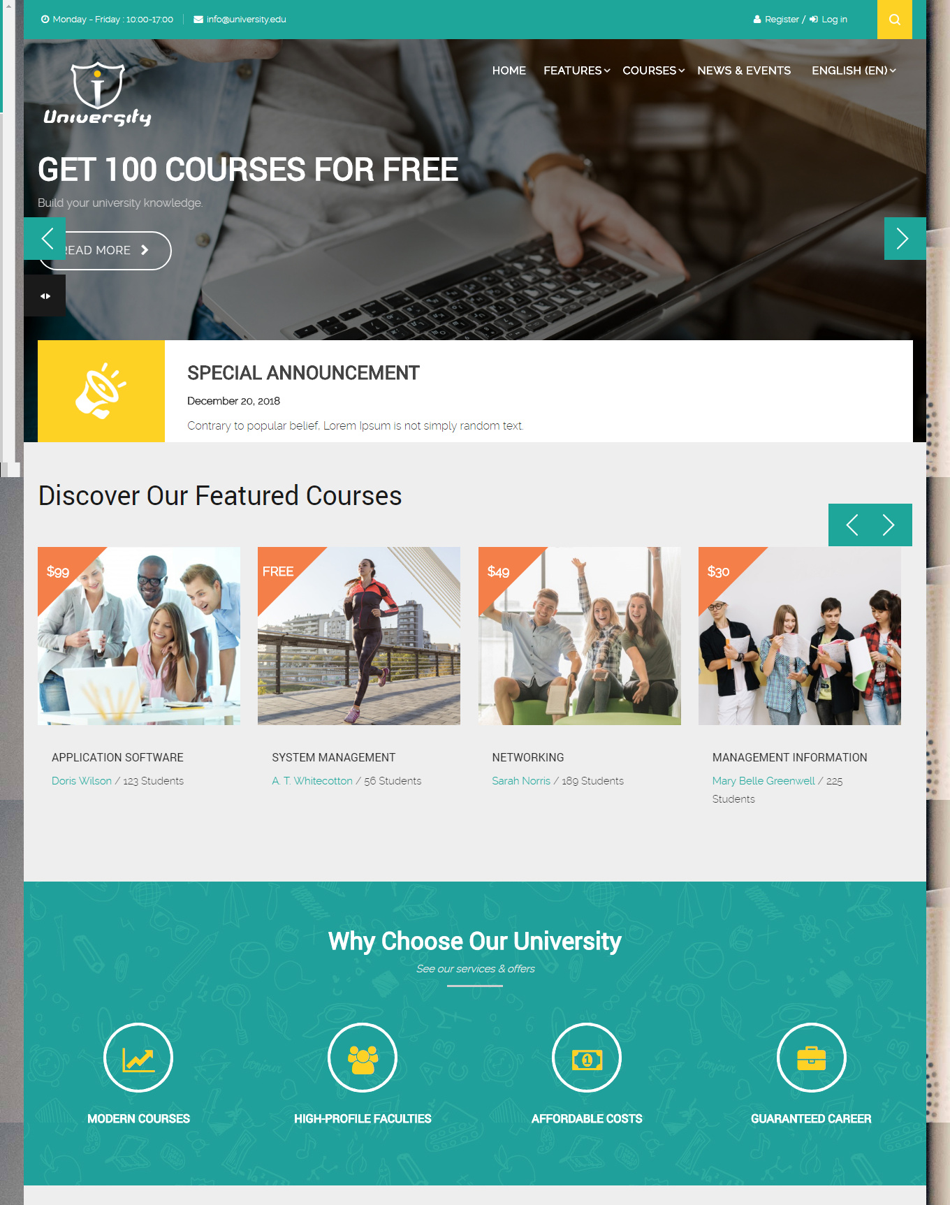 10+ Best Wordpress Education Themes Free And Premium 10