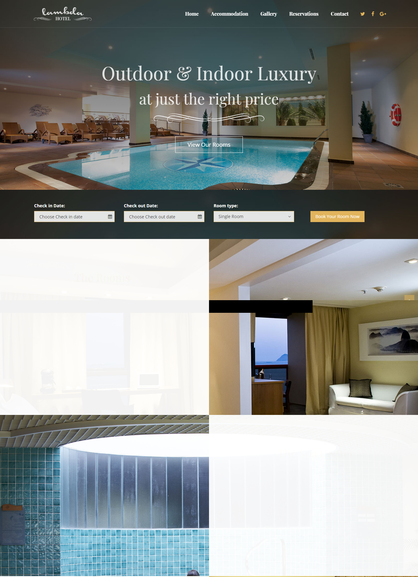 9 Best Hotel WordPress Themes For Hotel And Resorts 8