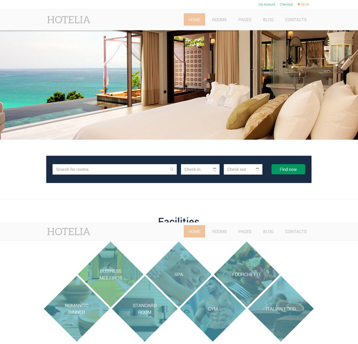 9 Best Hotel WordPress Themes For Hotel And Resorts 10