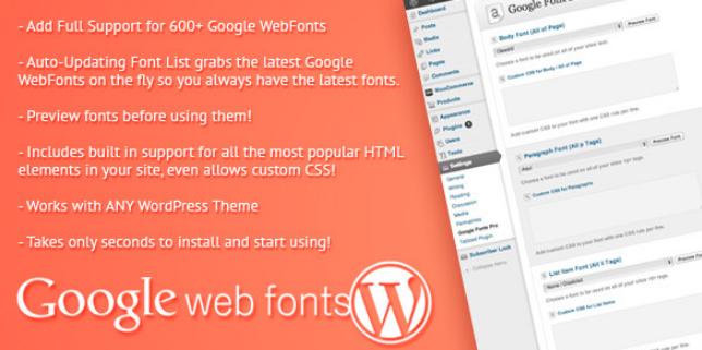5 Best Typography Plugins for WordPress Website 3