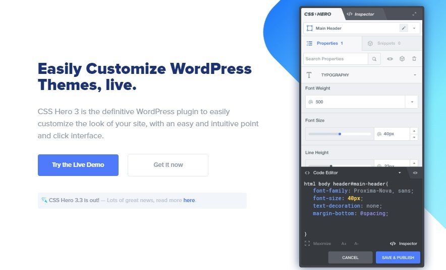 Best 9 Plugins to Customize WordPress Without Touching Codes 2